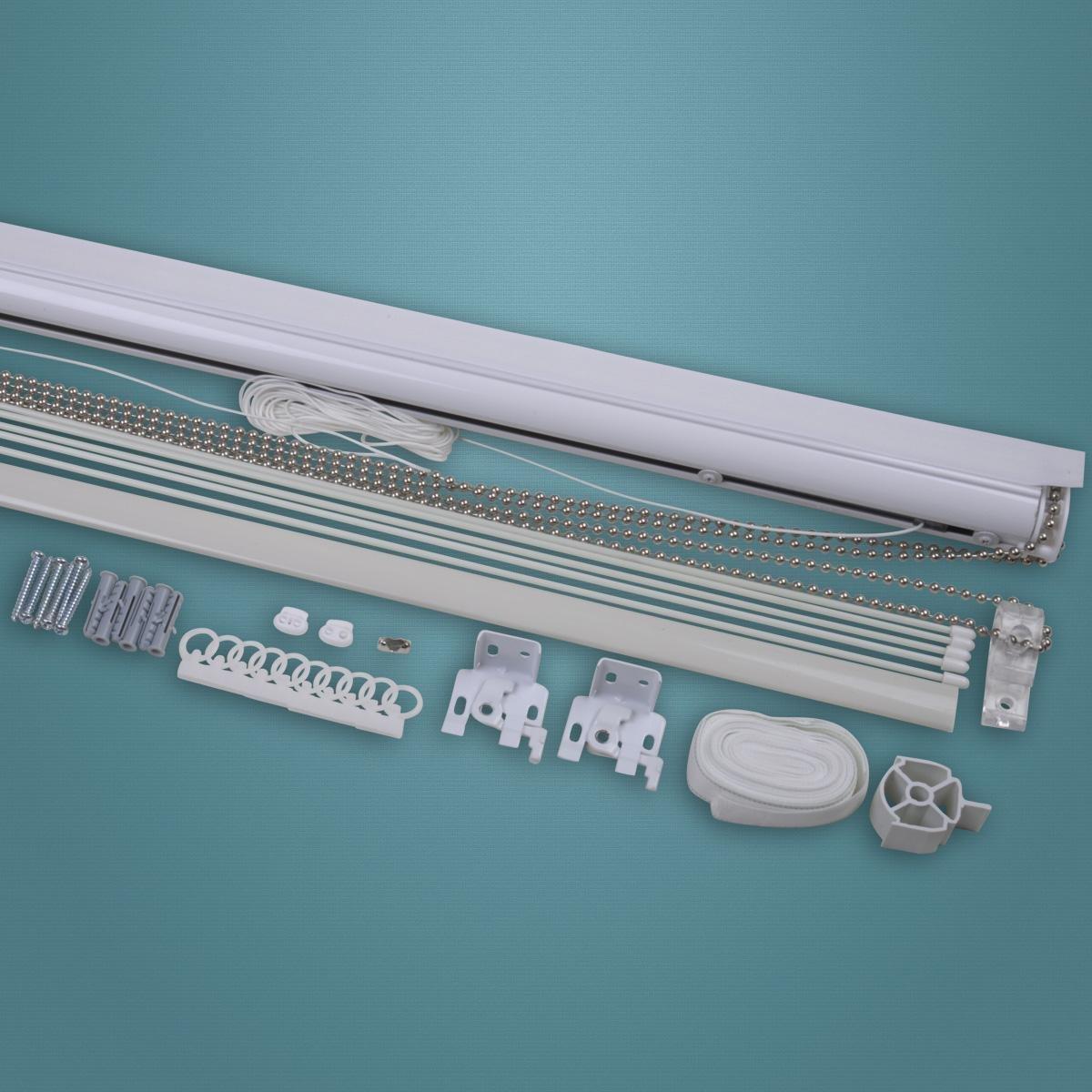 Cassette Roman Blind Kit 180cm (71) Speedy Products