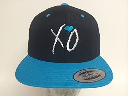 fea5d7425c9dd Image Unavailable. Image not available for. Color  XO The Weeknd Snapback  Hat