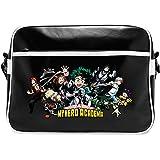 AbyStyle–My Hero Academia Shoulder Bag Large–Heroes Adult Unisex, abybag269