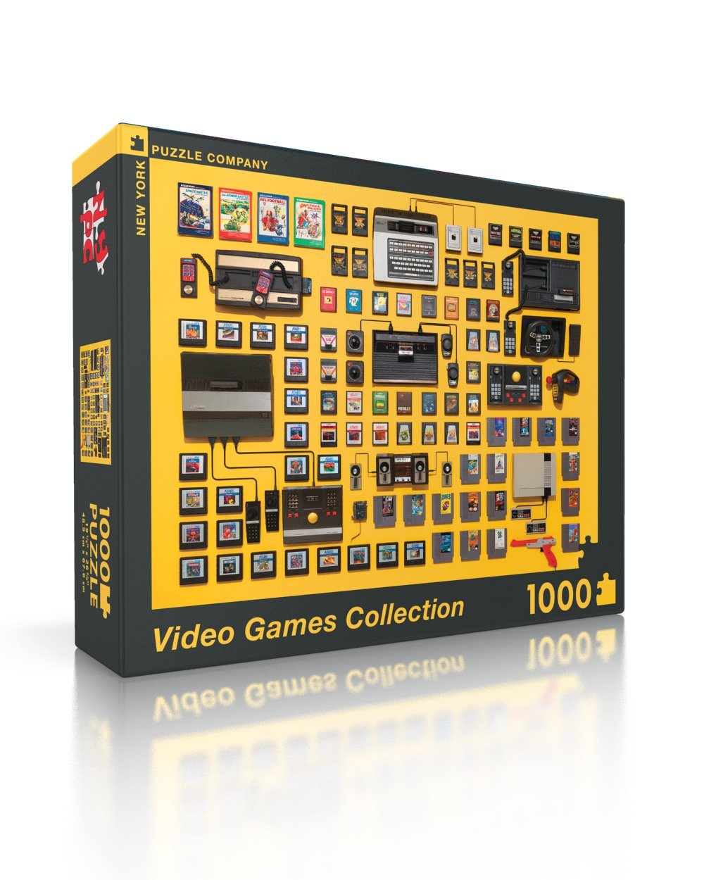 Video Games Collection Puzzle - 1000 pcs