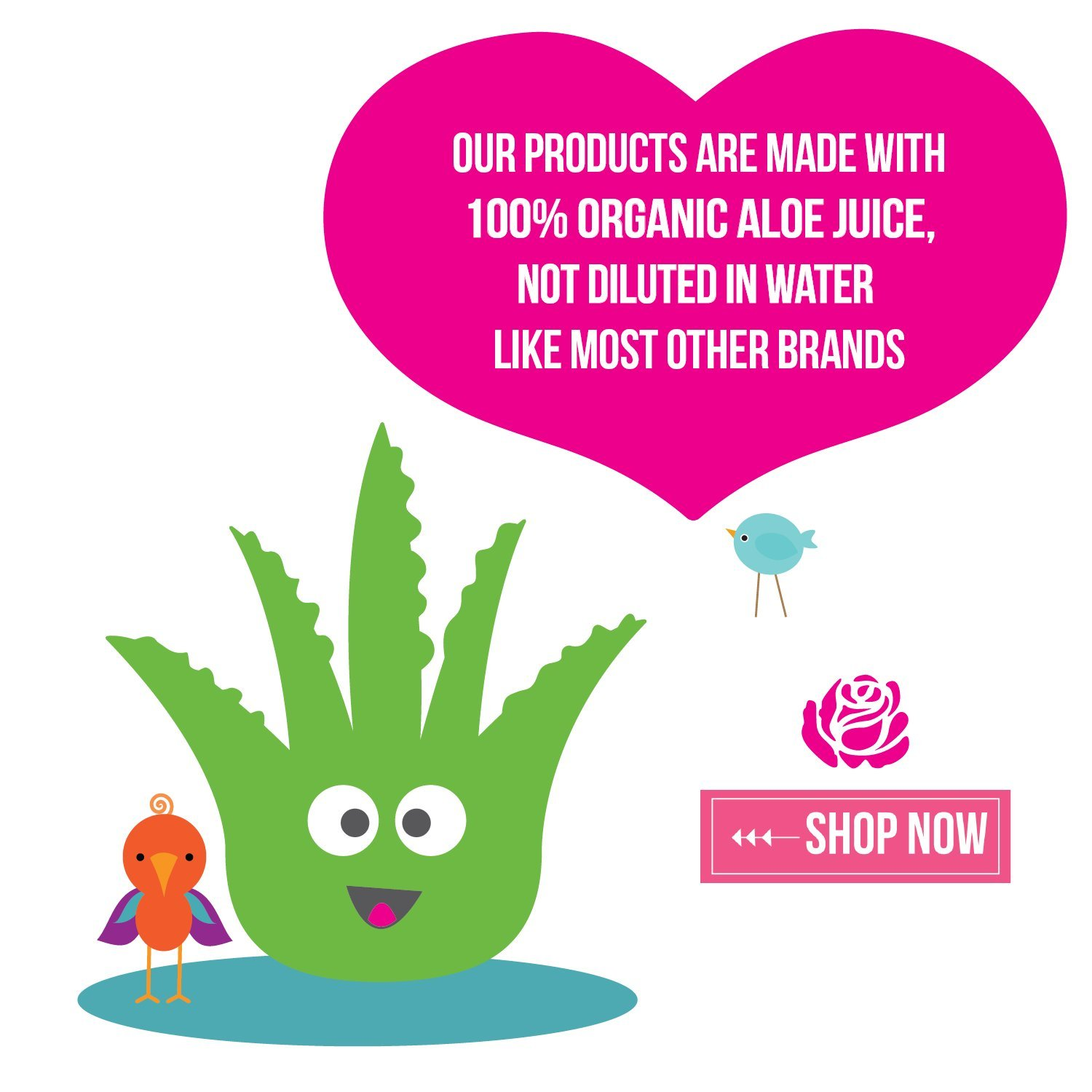 Hair Gel for Kids   Light Hold   Chemical Free   Made with Organic Aloe Vera and Vitamins   Safe on Babies, Toddlers, Men and Women   Always Paraben, Sulfate & Fragrance Free   Made in USA (1 Unit) by Little Roseberry (Image #7)