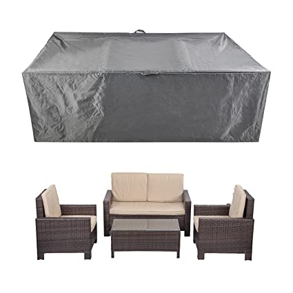 Amazon Com Patio Furniture Set Covers Waterproof Outdoor Table