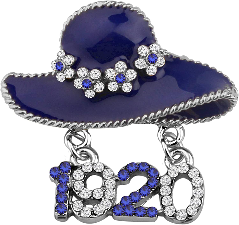 POTIY Zeta Phi Beta Sorority Gift Finer Women Jewelry Crystal Beaded Bracelet Greek Sorority Jewelry Gift