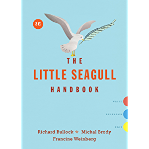 The Little Seagull Handbook, 3e with access card + The Little Norton Reader, with 2016 MLA Update