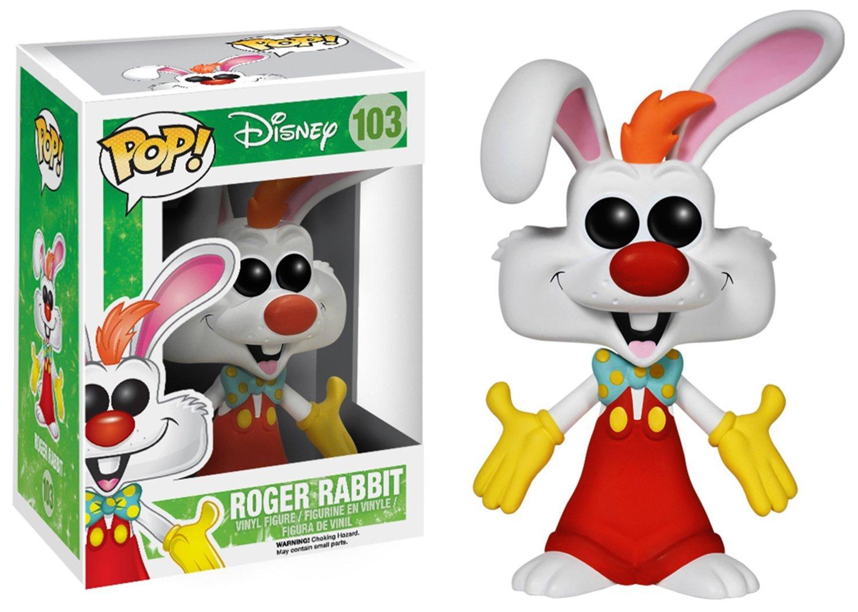Disney Funko - figurilla Roger Rabbit - Roger Rabbit Pop 10cm ...