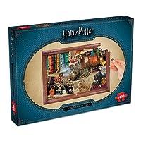 Winning Moves Australia  Harry Potter Hogwarts 1000 Piece Jigsaw Puzzle