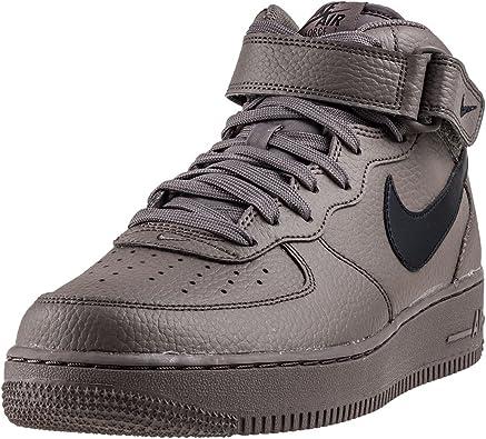 Interpretar enseñar asignación  NIKE Air Force 1 Mid 07, Zapatillas Altas Hombre: Nike: Amazon.es: Zapatos  y complementos