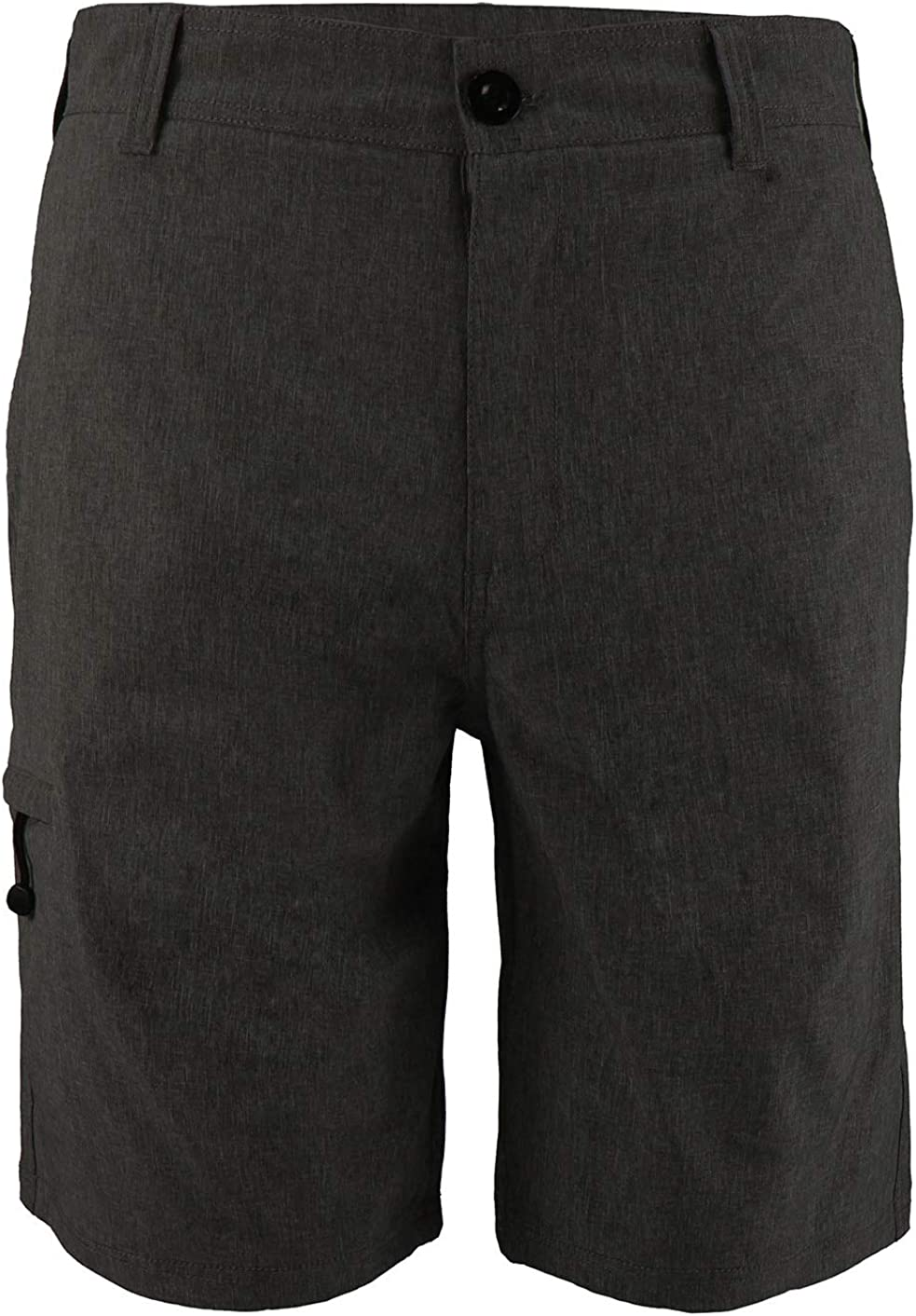 Mens Athletic Shorts Casual Performance Stretch 21 Inches Inseam Cargo