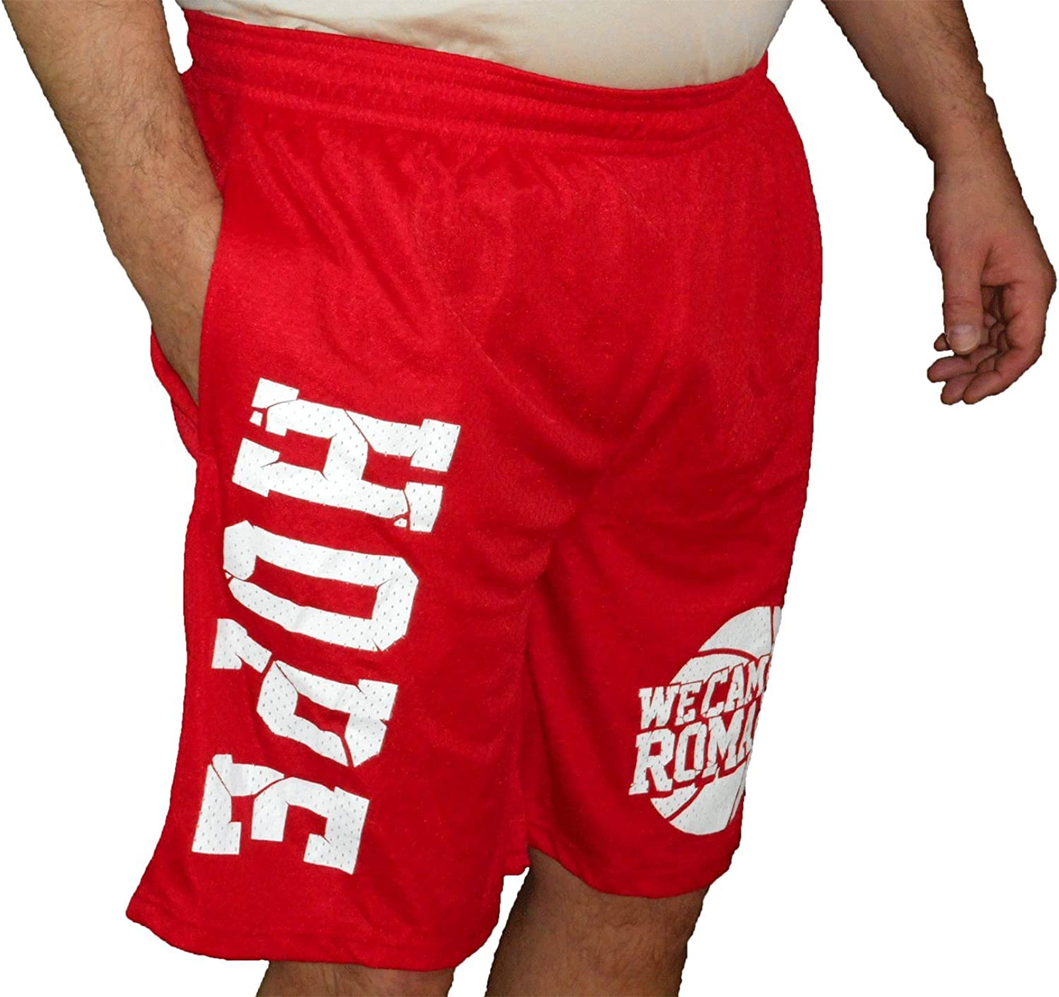 WE CAME AS ROMANS Hope Men/'s Mesh Shorts
