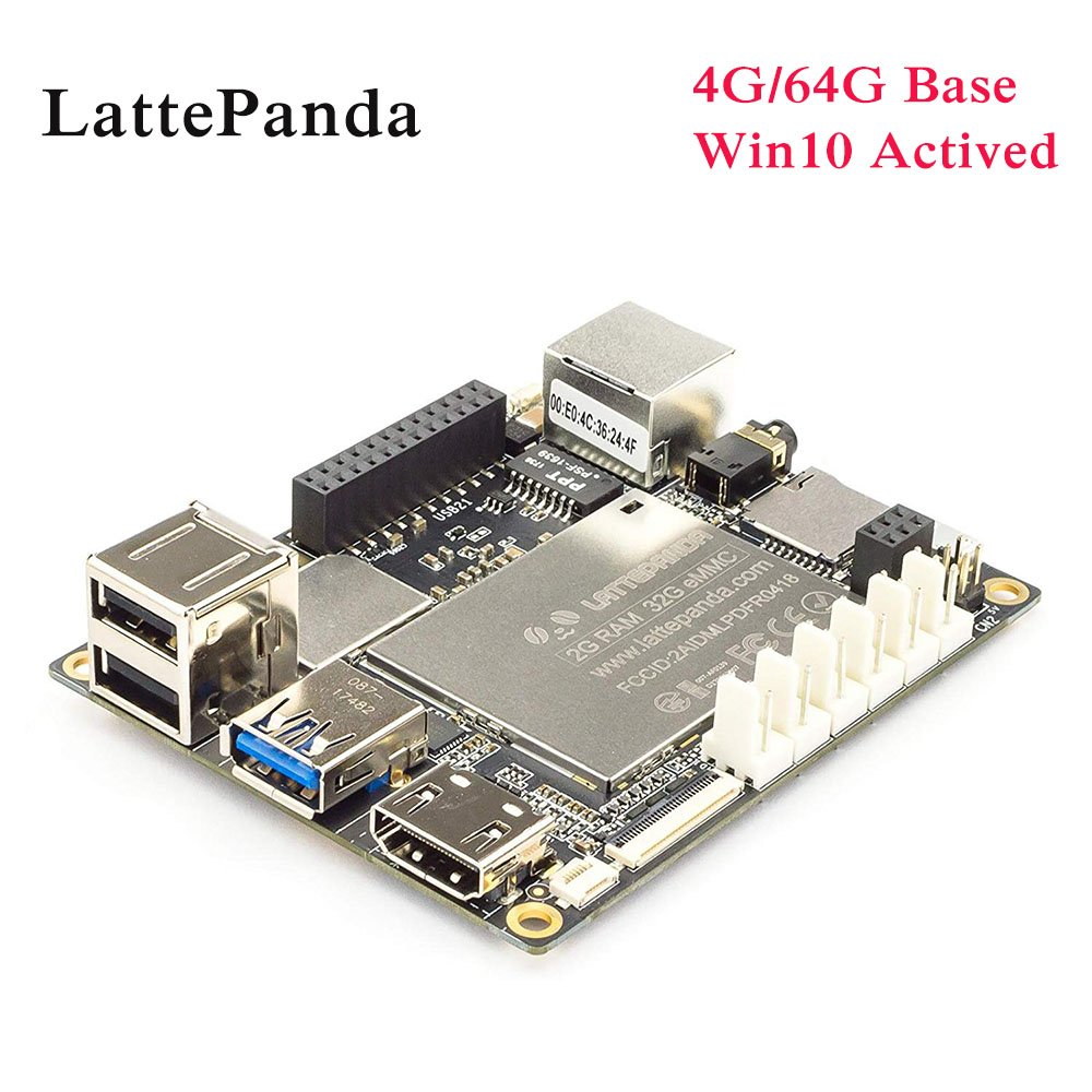 憧れの LattePanda(2G Actived/32GB版)フルWindows 10/Linux Actived) miniPC Intel X86 X miniPC 64クワッドコア1.8GHz Arduino開発ボードxxx0C、付属品(Win10 Actived) B07FFMTXZL 4GBDDR3+64GBEMMC Actived 4GBDDR3+64GBEMMC Actived, b-shop:f168e2a1 --- arbimovel.dominiotemporario.com
