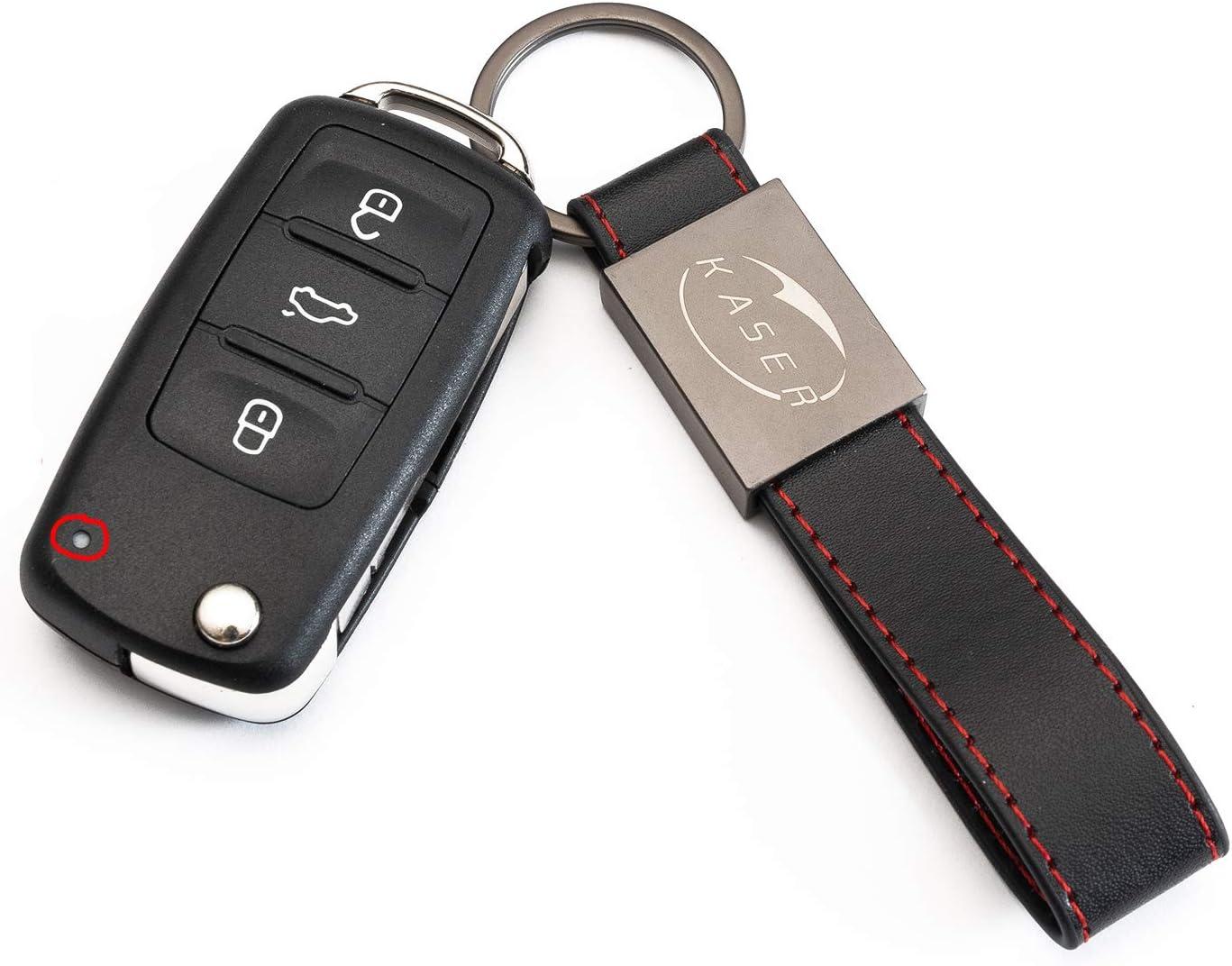 Carcasa Funda Llave Remoto Mando MK6 para VW Volkswagen Golf Polo ...