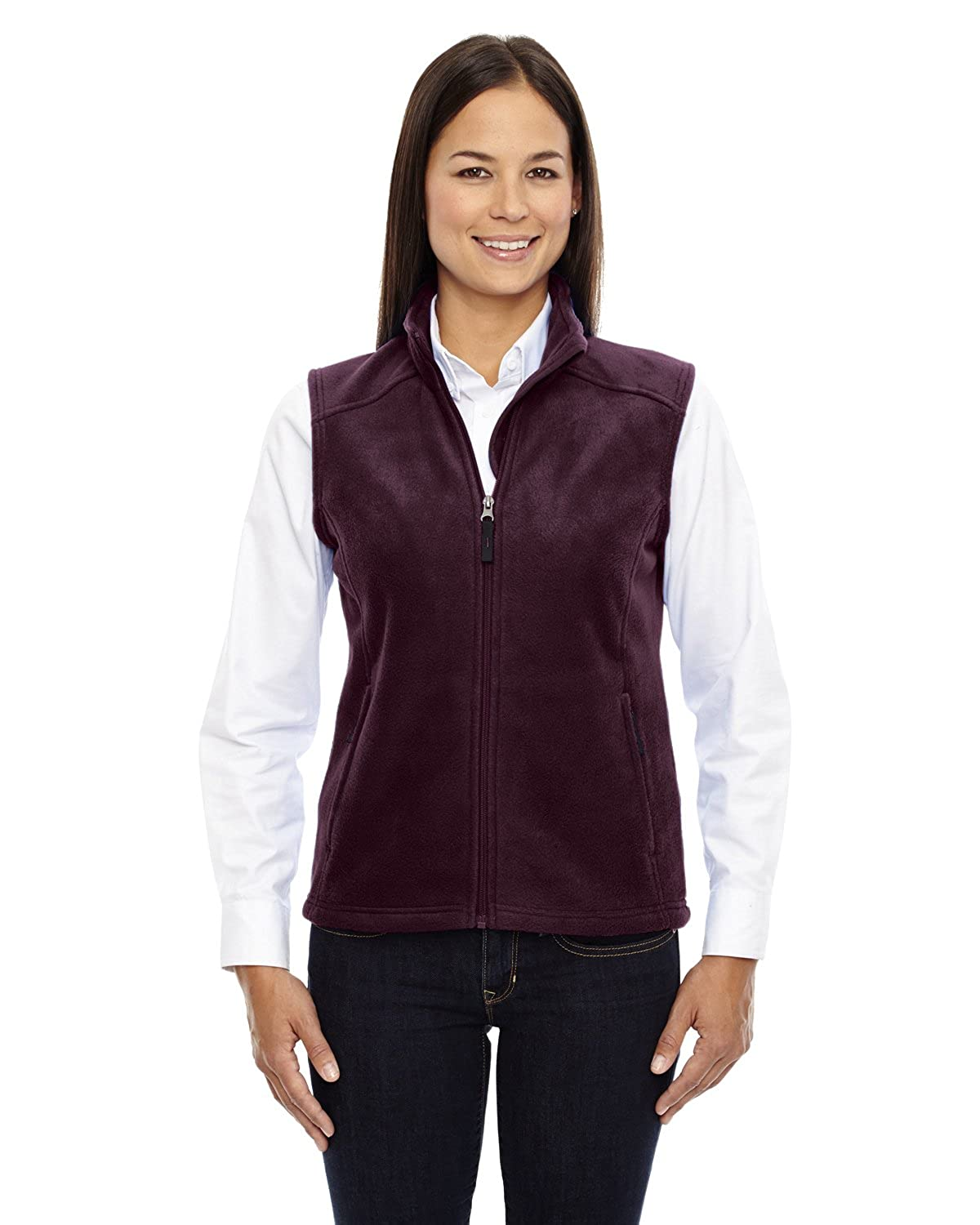 Ash City Core 365 Ladies Journey Fleece Vest 78191