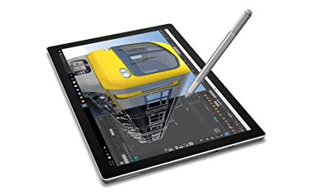 Microsoft Surface Pro 4 (256 GB, 8 GB RAM, Intel Core i7e)