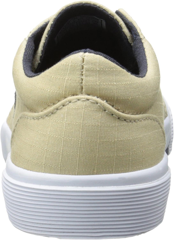 Khaki//Navy Polo Ralph Lauren Kids Boys Faxon Ii Sneaker 13.5 M US Little Kid