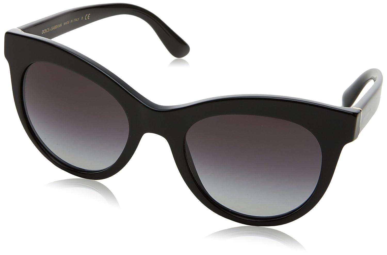 Dolce & Gabbana 0Dg4311 Gafas de sol, Black, 51 para Mujer ...