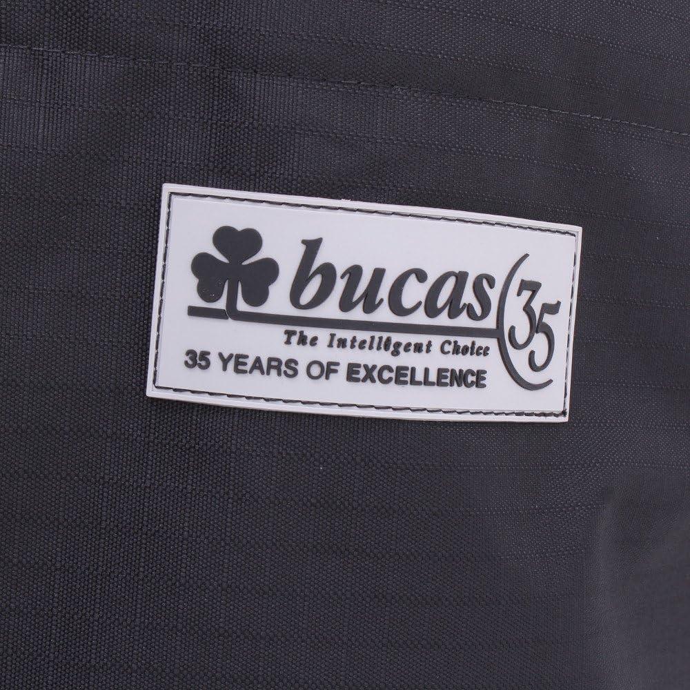 Bucas Anniversary Couverture d/'entra/înement pour cheval SF 50 g l/ég/ère Noir//Argent/é