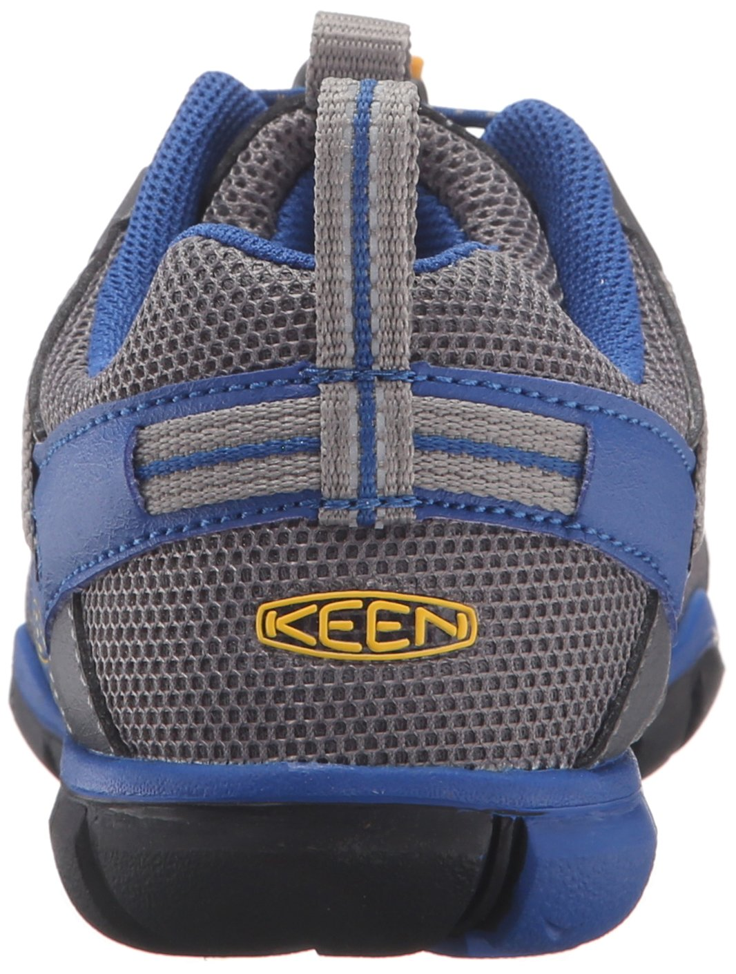 KEEN Chandler CNX Shoe B01921GJ1Q 5 Youth US Big Kid|Gargoyle/True Blue