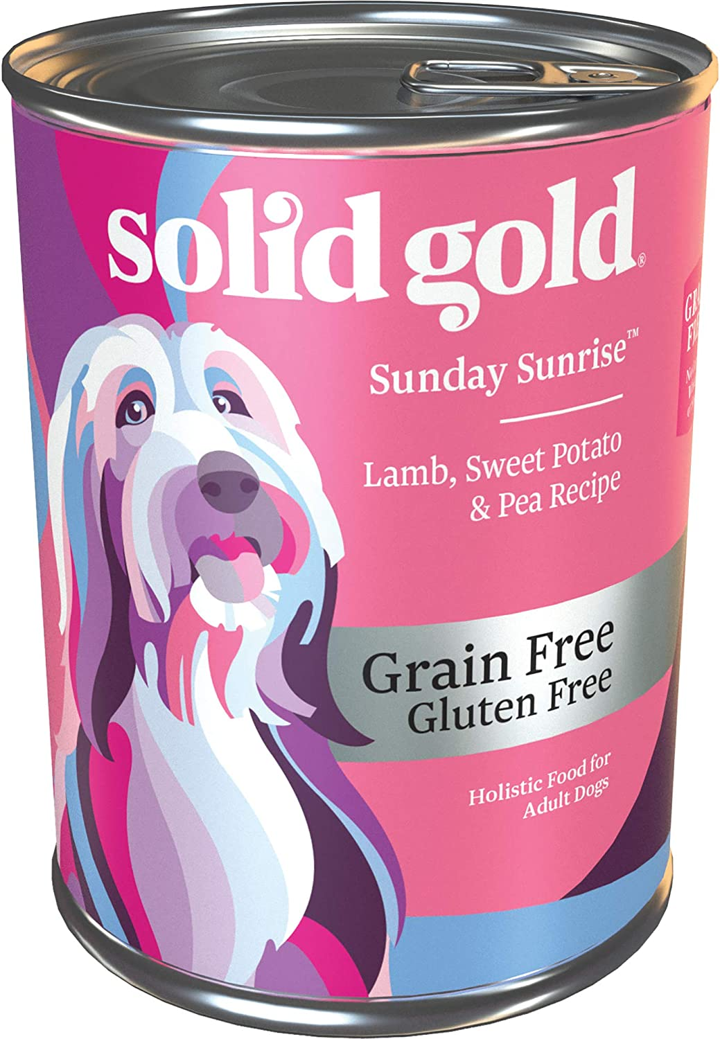 Solid Gold - Sunday Sunrise with Lamb - Grain Free Wet Dog Food