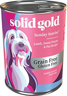 product image for Solid Gold - Sunday Sunrise with Lamb - Grain Free Wet Dog Food