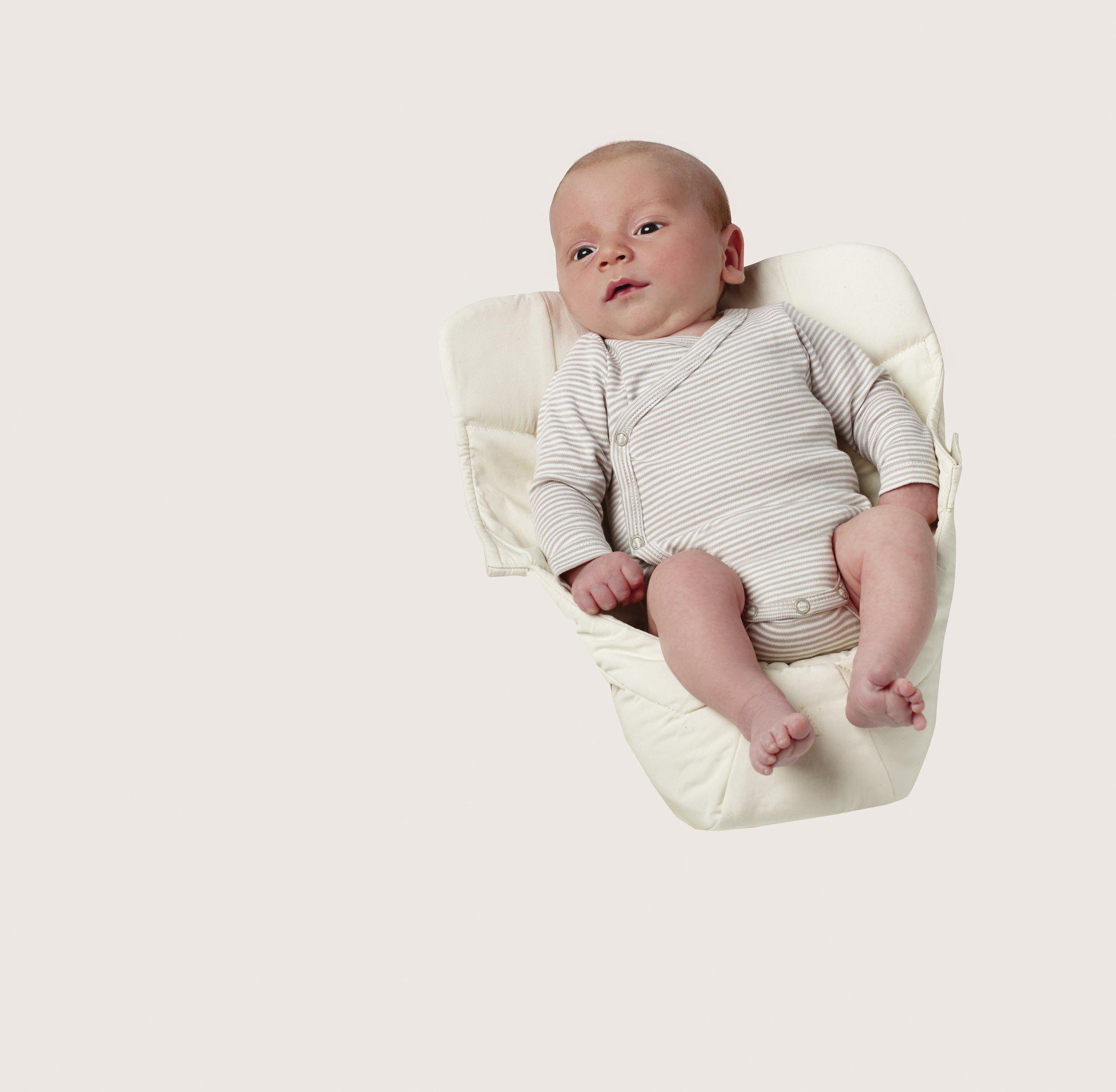 Ergobaby Easy Snug Infant Insert, Natural