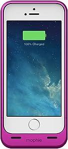 mophie Juice Pack Helium for iPhone 5/5S/5se (1,500mAh) - Metallic Pink