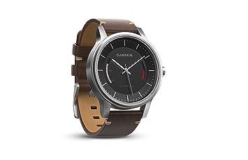 Garmin Vívomove Premium Reloj Deportivo, Negro, Talla Única: Amazon.es: Deportes y aire libre