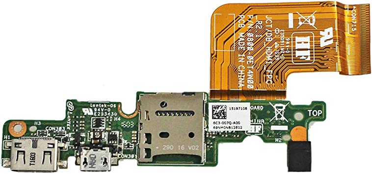 Micro USB and HDMI Charge port Interface Board for DELL Venue 11 Pro 7130 7139