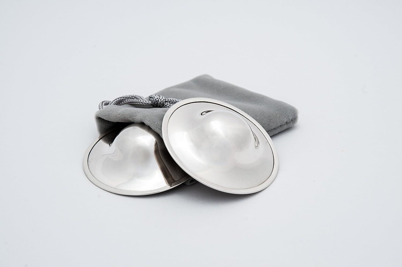 Amazon.com: amorini Plata Nipple chupetes: Baby