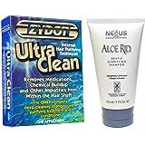 Nexxus Aloe Rid Clarifying Shampoo with Zydot Ultra Clean Shampoo