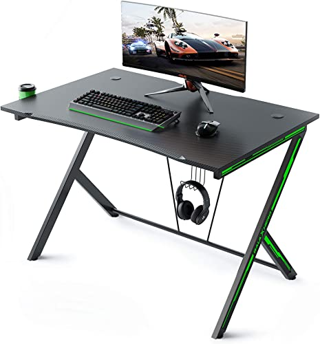 GALAXHERO Ergonomic Gaming Desk