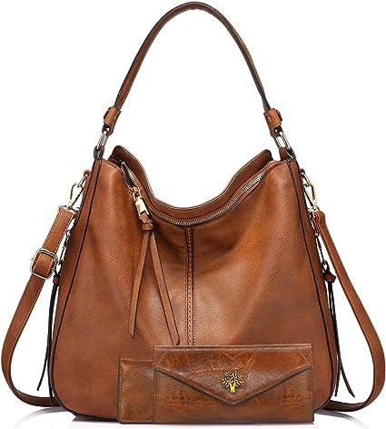 Shopper Taschen aus Leder, günstig kaufen, schwarz, braun