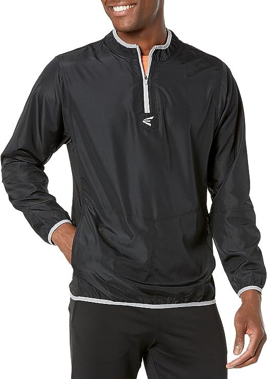 Youth EASTON M5 CAGE Short Sleeve Jacket Large Royal