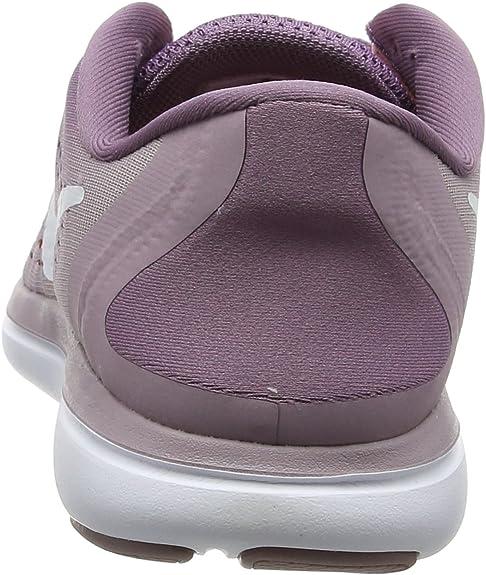 Nike Women's Flex 2017 RN, Violet DustWhitePlum FogIce Lilac, 7.5 us