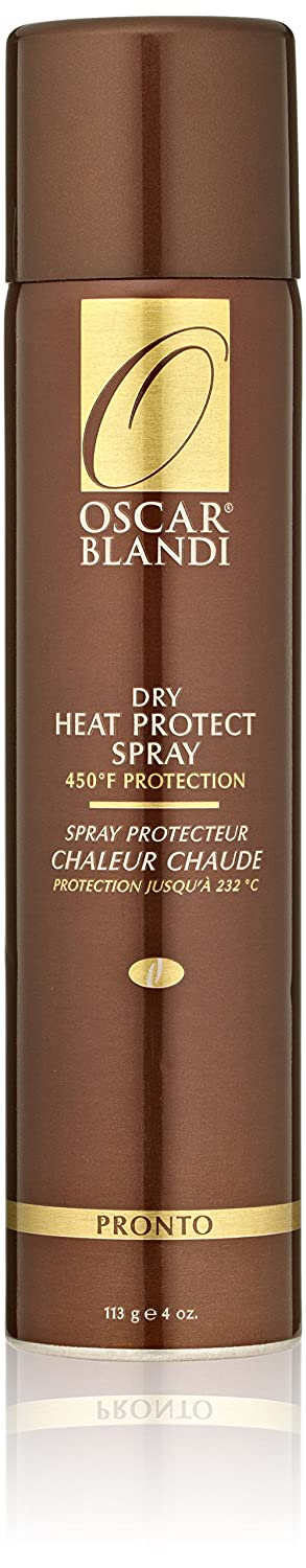 Oscar Blandi Pronto Dry Heat Protect Spray, 4 oz