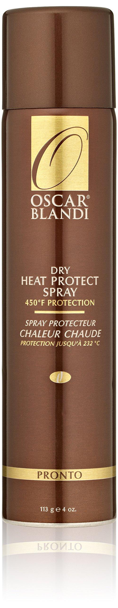 Oscar Blandi Pronto Dry Heat Protect Spray, 4 oz.