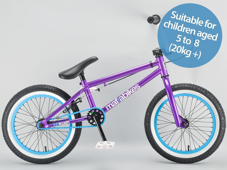Mafiabikes BBKush Bicicleta BMX, 16 pulgadas, diferentes colores ...