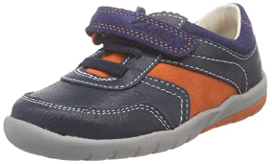 1d32fa3f4716 Clarks Baby Boys  Softly Lee Fst First shoes - sneakers