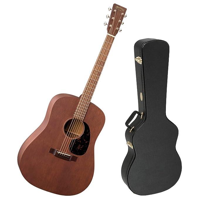 Martin D15 M caoba 15 Series Guitarra Acústica W/caso: Amazon.es ...