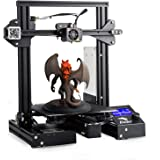 Official Creality Ender 3 Pro 3D Printer with Resume Printing by MKK, Upgraded C-Magnet Build Surface Plate Mat, UL Certified