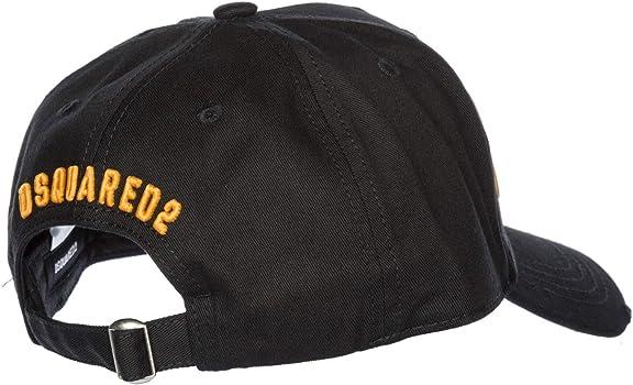 Dsquared2 Icon Gorra de Beisbol Hombre Nero: Amazon.es: Ropa y ...