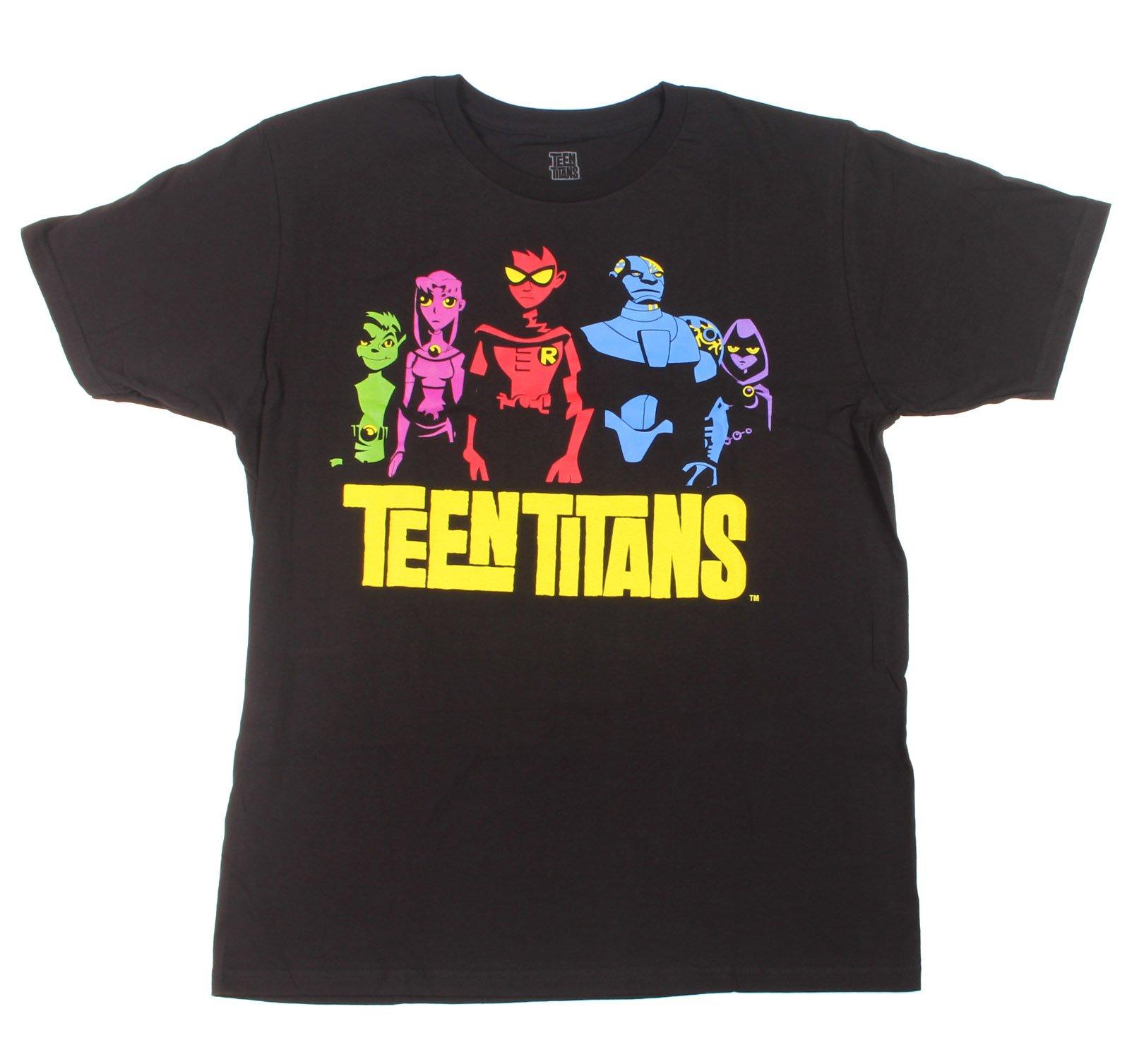 Dc Comics Teen Titans S Tshirt