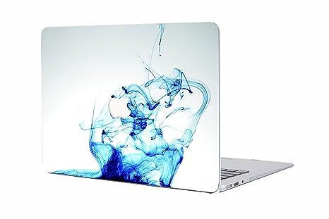 Carcasa MacBook Pro 13 - AQYLQ [Minimalismo] Funda Dura MacBook Pro 13 Pulgadas 2016 Touch Bar A1706 / A1708 Ultra Delgado Plástico - Diseño artístico ...