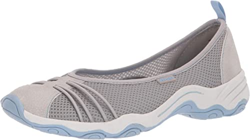special section lower price with presenting Amazon.com | JSport by Jambu Women's Spin Encore Ballet Flat | Flats