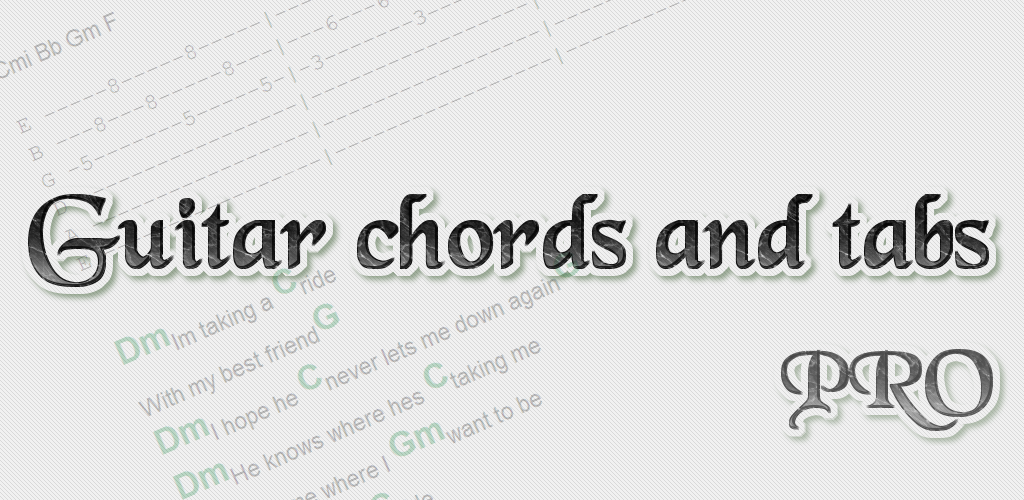 Amazon Guitar Chords And Tabs Pro Appstore For Android