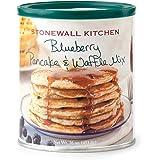 石垣キッチンのワッフルやパンケーキミックス-ブルーベリー453.6g