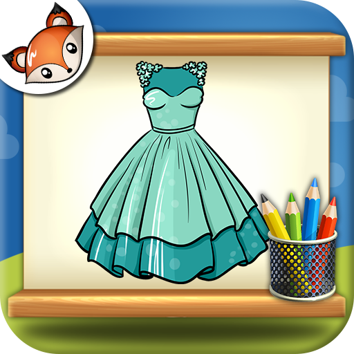 Amazon Com How To Draw Dresses Step By Step Drawing App
