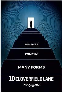 73893 10 Cloverfield Lane 2016 Movie Decor Wall 36x24 Poster Print