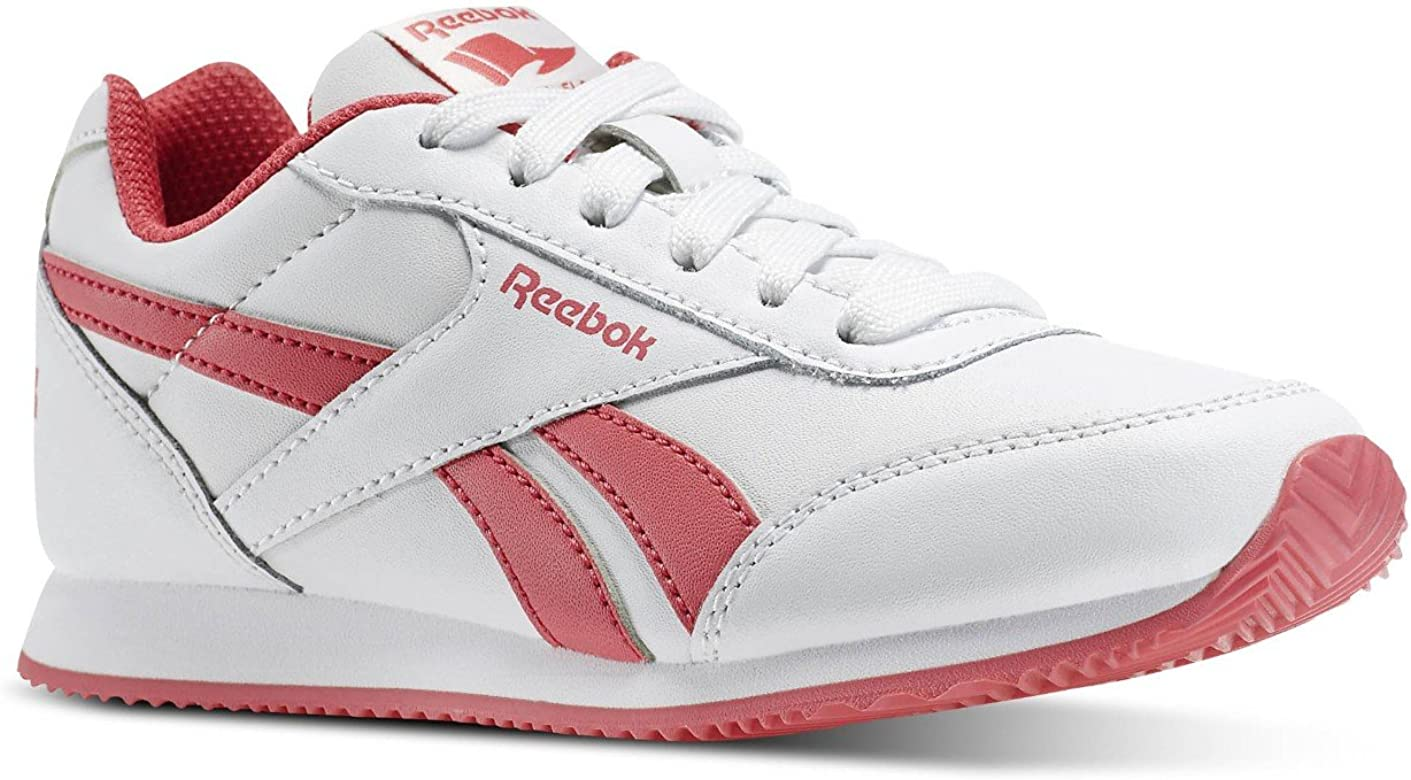 Reebok Royal Cljog 2, Zapatillas de Running para Niñas, Blanco ...