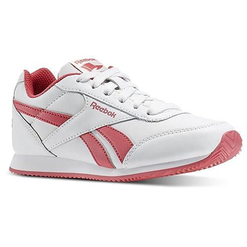8f839b4d Reebok Royal Cljog 2, Zapatillas de Running para Niñas: Amazon.es: Zapatos  y complementos