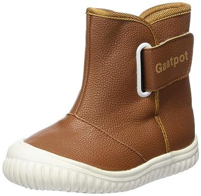 406dfd5f6d3b5 Oderola Bottes de Neige Bébé Garçon Fille Premiers Pas Chaud Hiver Enfant  Bottines Chaussures étanche Boots
